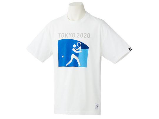 東京五輪のピクトグラムシャツがマークダウン【NOBU TENNIS BLOG】
