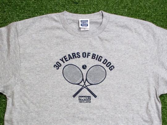 豪州からの依頼で3枚だけのオリジナルシャツを作成【NOBU TENNIS BLOG】