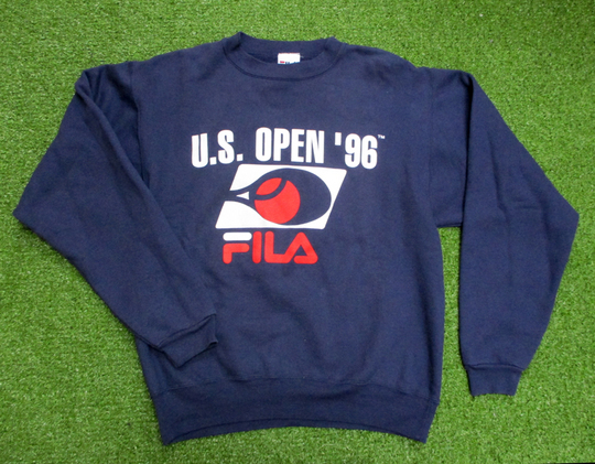 1996年のUS Open Sweat Shirtsのプレゼント【NOBU TENNIS BLOG】