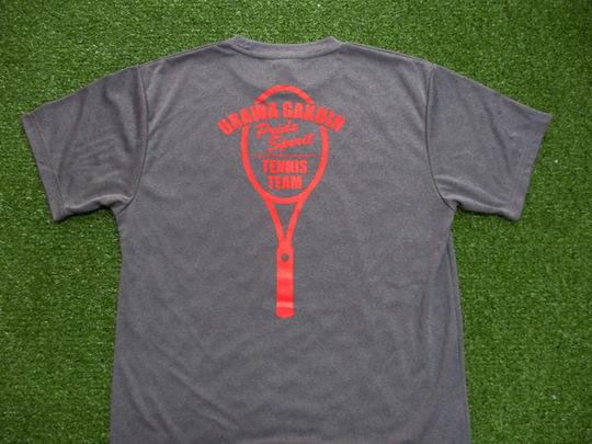 毎年恒例、浦和学院高校テニス部のチームウエア【NOBU TENNIS BLOG】